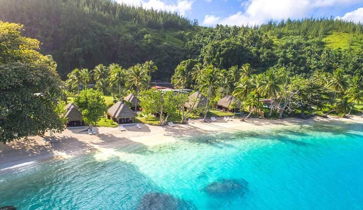 Le Mahana in Huahine, French Polynesia