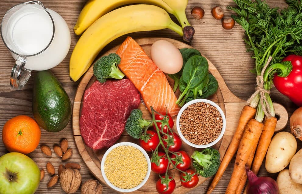 Various foods that prevent hair loss