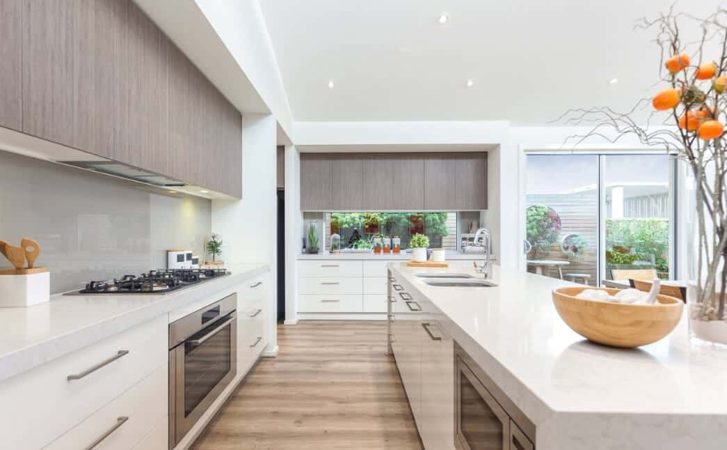 A kitchen remodeling design that adds value to a home