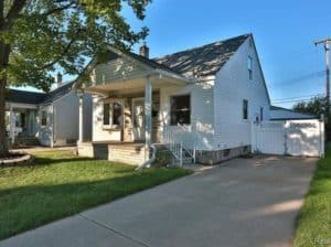 House in Southgate Michigan