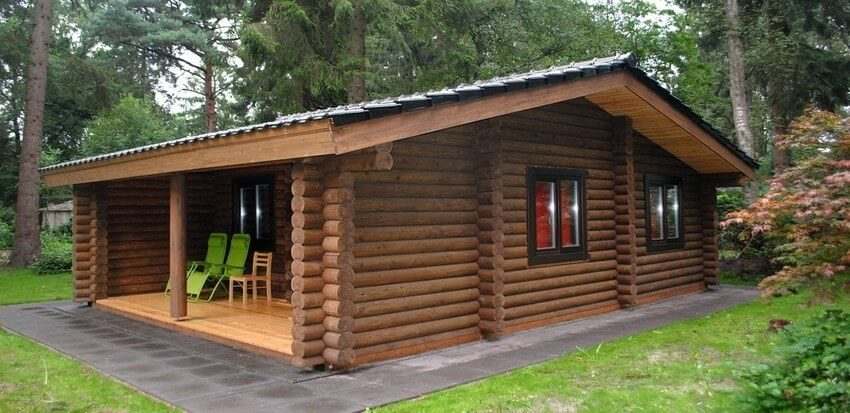 Photo of Useful Tips For Caring For A Log Cabin Exterior
